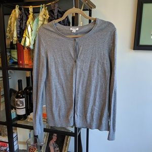 ♥️ Old Navy cardigan gray size Medium